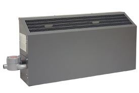 TPI Hazardous Location Wall Convector FEP76201RA - 7600W 208V
