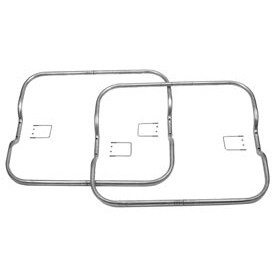 Set of (2) Hoops 47670-10 for Ancra® E Track Style Cargo Bar
