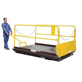 Semi-Portability Kit WL-WK for Vestil Truck Scissor Dock Lift