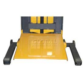 Optional Steel Platform SL-DK for Vestil Battery Operated Lift Stacker