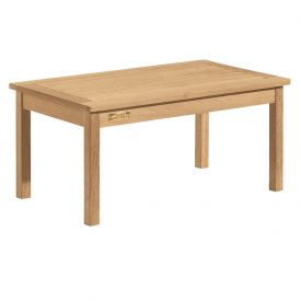 "Oxford Garden® 36"" Outdoor Coffee Table - Teak"