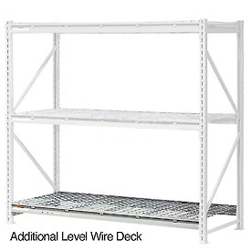"Additional Level 60""W x 36""D Wire Deck"