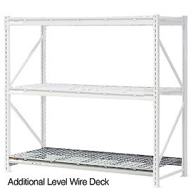 "Additional Level 96""W x 24""D Wire Deck"