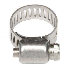 "Mini Hose Clamp - 1-11/16"" Min - 2-1/4"" Max  - 10 Pack"