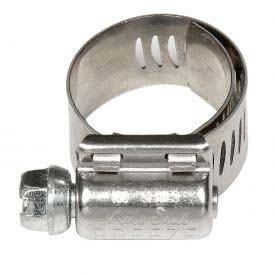 "Hex Screw Aero Seal Clamp - 3-5/16"" Min - 4-1/4"" Max  - 10 Pack"