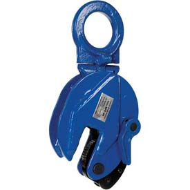 Vestil Vertical Plate Clamp Lifting Attachment EPC-40 4000 Lb. Capacity