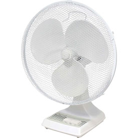 "TPI 16"" Oscillating Desk Fan ODF-16 2100 CFM"