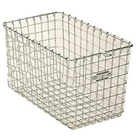 "Penco Steel 962-1 Wire Basket 9""W"