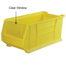 Akro-Mils Window 21288 For 30288/30293 Stacking Bins, Price Per Pkg of 1