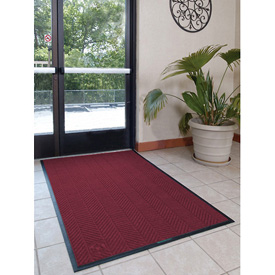 Waterhog Eco Elite 3' Wide 4ft Up To 60 Ft Maroon