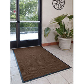 Waterhog Eco Elite Fashion 3' Wide 4 Ft Up To 60 Ft Chestnut Brown