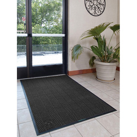 Waterhog Eco Elite Fashion 4' Wide 5 Ft Up To 60 Ft Black Smoke