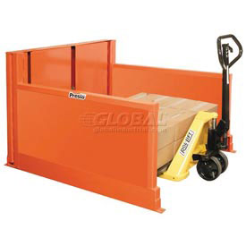 PrestoLifts™ Floor Level Pallet Loader P4-25-4448F 2500 Lb. Foot Control