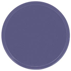 "Cambro 1950551 - Camtray 19.5"" Round Low,  Grape - Pkg Qty 12"