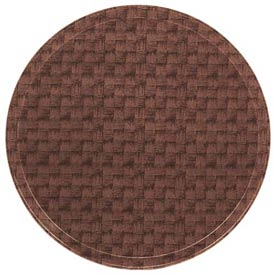 "Cambro 1600301 - Camtray 16"" Round,  Dark Basketweave - Pkg Qty 12"