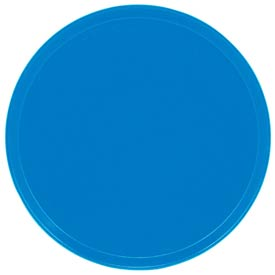 "Cambro 1950105 - Camtray 19.5"" Round Low,  Horizon Blue - Pkg Qty 12"