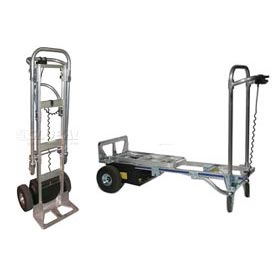 Wesco® Battery Powered CobraPro Junior 220653 Convertible Motorized Hand Truck
