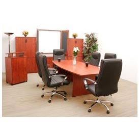 Regency Conference Table - Boat Shape 71 x 35 - Cherry