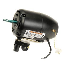 "Replacement 1/2 Hp Motor For Global 24"" & 30""Deluxe Wall Mount Fan Models 258321 & 258322"