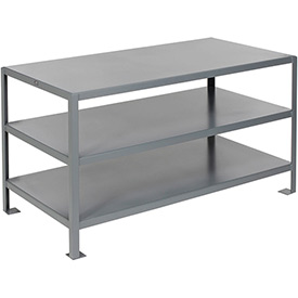 24 X 18 2 Shelf Machine Table