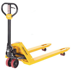 Best Value Pallet Jack Truck 5500 Lb. Capacity 21 x 36