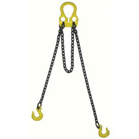 "Lift-All® 30003G10 Adjust-A-Link™ Chain Sling 6 Ft. Long 9/32"" Chain"