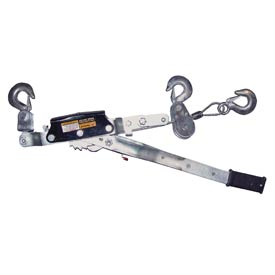 Vestil Two-Speed Come Along Cable Puller CABLE-P4 4000 Lb. Double Line Capacity