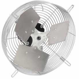"""TPI 14"""" Guard Mounted Direct Drive Exhaust Fan CE-14-D 1/8HP 4475CFM"""