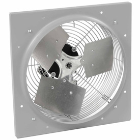 TPI 12 Venturi Mounted Direct Drive Exhaust Fan CE-12-DV 1/12 HP 825 CFM