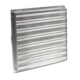 "Shutter For 10"" Venturi Mounted Exhaust Fan - 246CP 51"