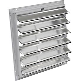 "Shutter For 24"" Venturi Mounted Exhaust Fan"