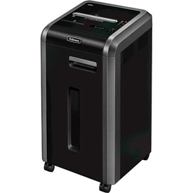 Fellowes ® Powershred® 225i 100% Jam Proof Strip-Cut Shredder
