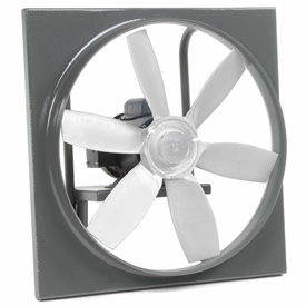 "24"" Totally Enclosed High Pressure Exhaust Fan - 1 Phase 1/2 HP"