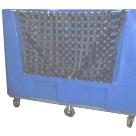 Cargo Net 518181-00 for Dandux Big Blue 120 Bushel Bulk Handling Truck