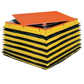 Accordion Skirting 1000-083-18 for 4000 Lb. PrestoLifts™ Pneumatic Scissor Lifts
