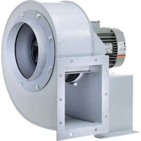 Continental Fan TCD200-1/3-3 Centrifugal Fan Direct Drive TCD200-1/3-3 Three Phase 870 CFM