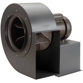 Continental Fan KRD-08-1/4-1 Radial Blade Blowers Direct Drive KRD-08-1/4-1 Single Phase 550 CFM