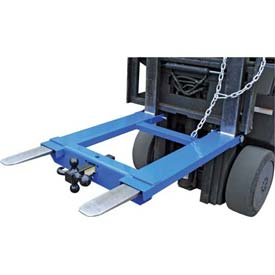 "Vestil Forklift Tow Base HOOK-BASE-32 for 36""L Forks 4000 Lb. Capacity"