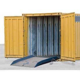 Bluff® 15CR6060 Forklift Container Ramp 60 x 60 15,000 Lb. Cap.