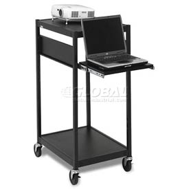 Bretford Mobile Projector Cart 24 x 18 x 42