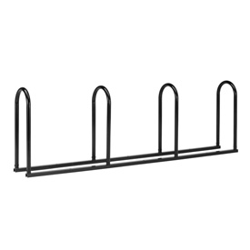8-Bike Stadium Bike Rack - All-Welded