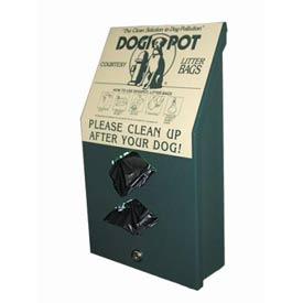 DOGIPOT® Litter Bag Dispenser - Aluminum