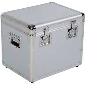 "Vestil CASE-S Aluminum Storage Case Small 19"" x 14-1/4"" x 16-1/4"""