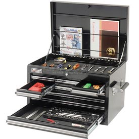 """Homak 27"""" Professional Series 9-Drawer 'Extended' Top Chest"""