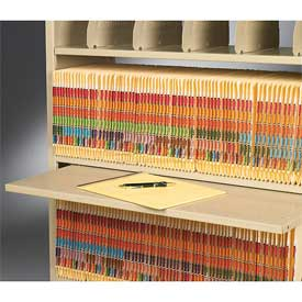 """Reference Shelf 30""""Wx30""""D Shelf With Hardware"""