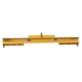 Caldwell HD Adjustable Spreader Lifting Beam 16-2-6 4000 Lb. Capacity