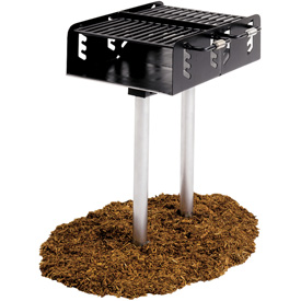 Inground Family Size Grill (550 Sq. In. Cooking Surface)