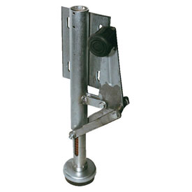 Side Mount Steel Floor Lock - Left Side Mount
