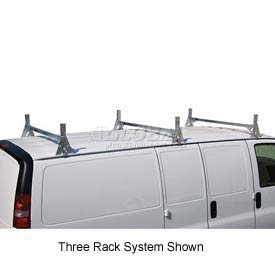 "Handyman Double Van Ladder Rack for Chevy/GMC Vans 54"" W"