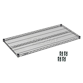 Nexelon™ Wire Shelf 36x24 With Clips
